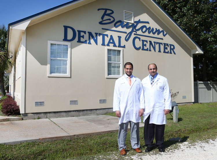 <p>Baytown Dental Center</p> in Panama City FL